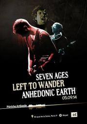 Poster Concert Antipode